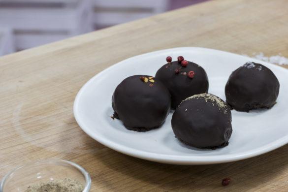 Čokoládové bonbonky