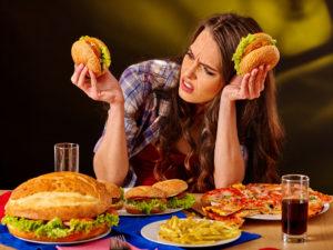 Nezdravý oběd