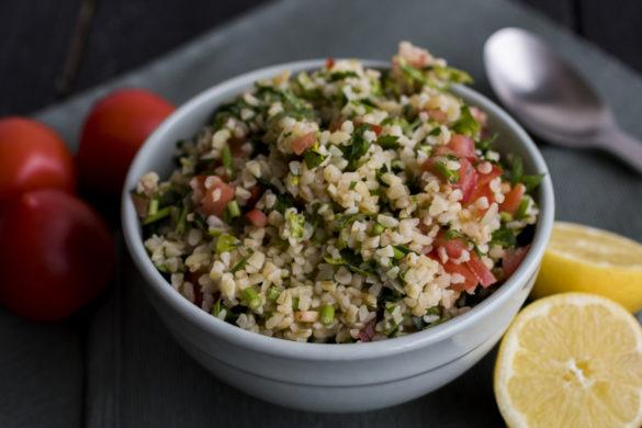 Bulgurový salát