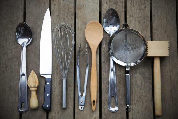 Vychytávky v kuchyni
