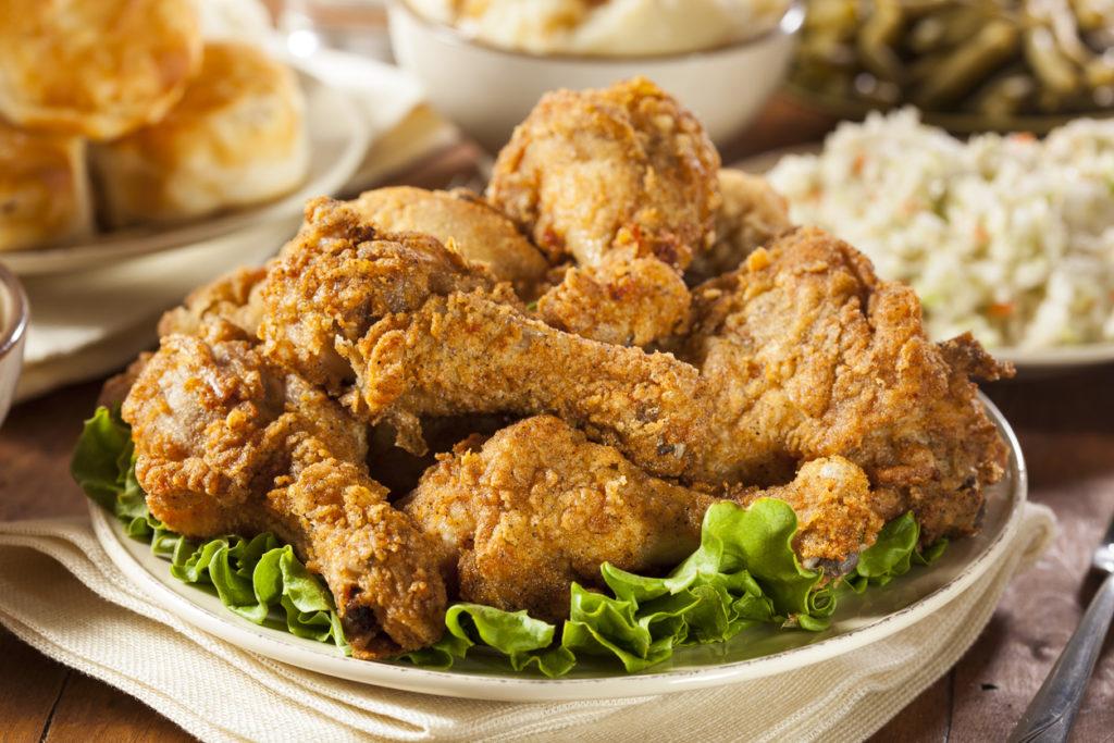 Smažené kuře