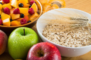 Vláknina ve vaší stravě napomáhá správnému trávení